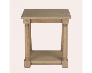 Wellington Oak Side Table