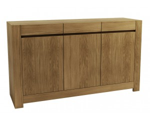 Hercus 3 Door 3 Drawer Sideboard