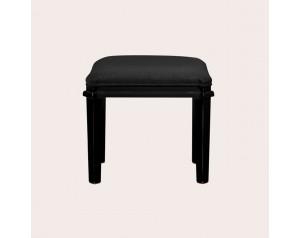 Henshaw Black Dressing Table Stool
