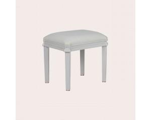 Henshaw Pale Steel Dressing Table Stool