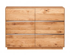 Fargo Oak 2 Door Sideboard