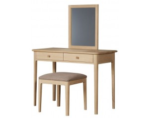 Hudson Dressing Table with Mirror