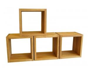 Modular Oak Cube