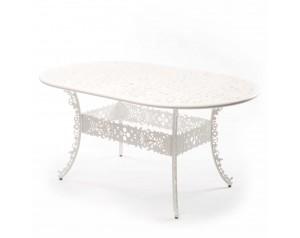 Aluminium large table