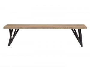 Korgen Oak Bench