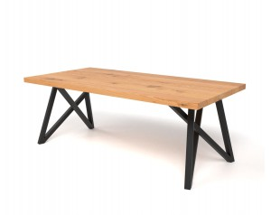 Korgen Oak Coffee Table