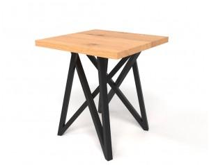Korgen Oak Lamp Table