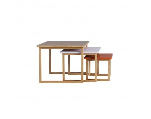 Strada Nest of Tables By Another Brand