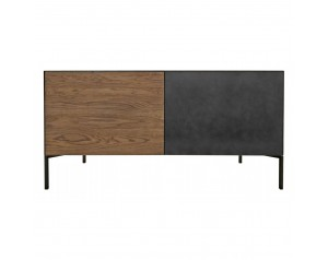 Ortello oak TV unit 2D