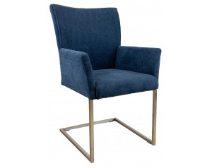 Nora Chair Cantilever With Arms