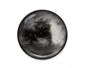 Cosmic Diner Titian plate
