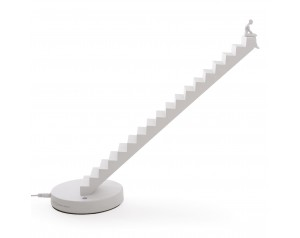 Verso Table Lamp White