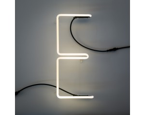 Alphafont Lamp (upper case)