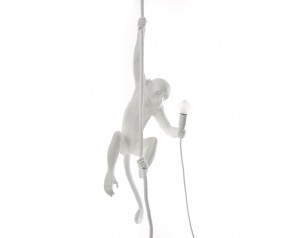 Monkey Lamp With Rope