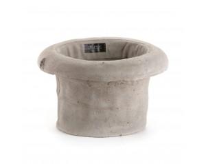 Concrete Hat Planter #Cylinder