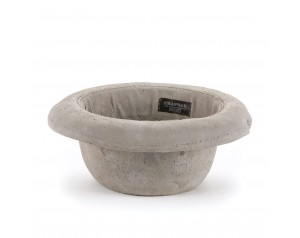 Concrete Hat Planter #Bombetta