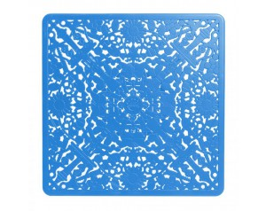 Aluminium square table