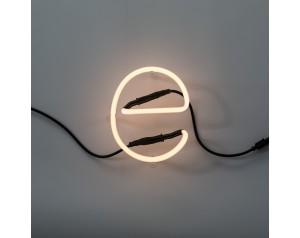 Neon Font Lamp (Lower Case)