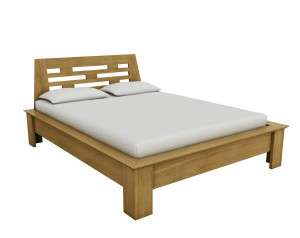 Shishi Natural Zen Bed