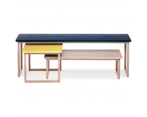 Strada Set of 3 Tables By Another Brand