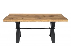 Quantum Oak Dining Table