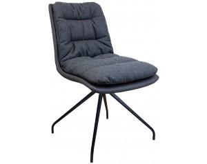 Zebra Chair Metal Legs Option 2